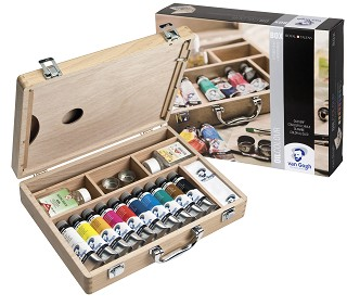 Van Gogh Basics Box