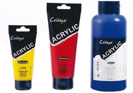 College Acrylic 200ml e 750ml