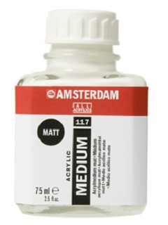 Medium Acrylic Matt 75ml