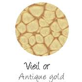 Pebeo Prisme Antique Gold 32